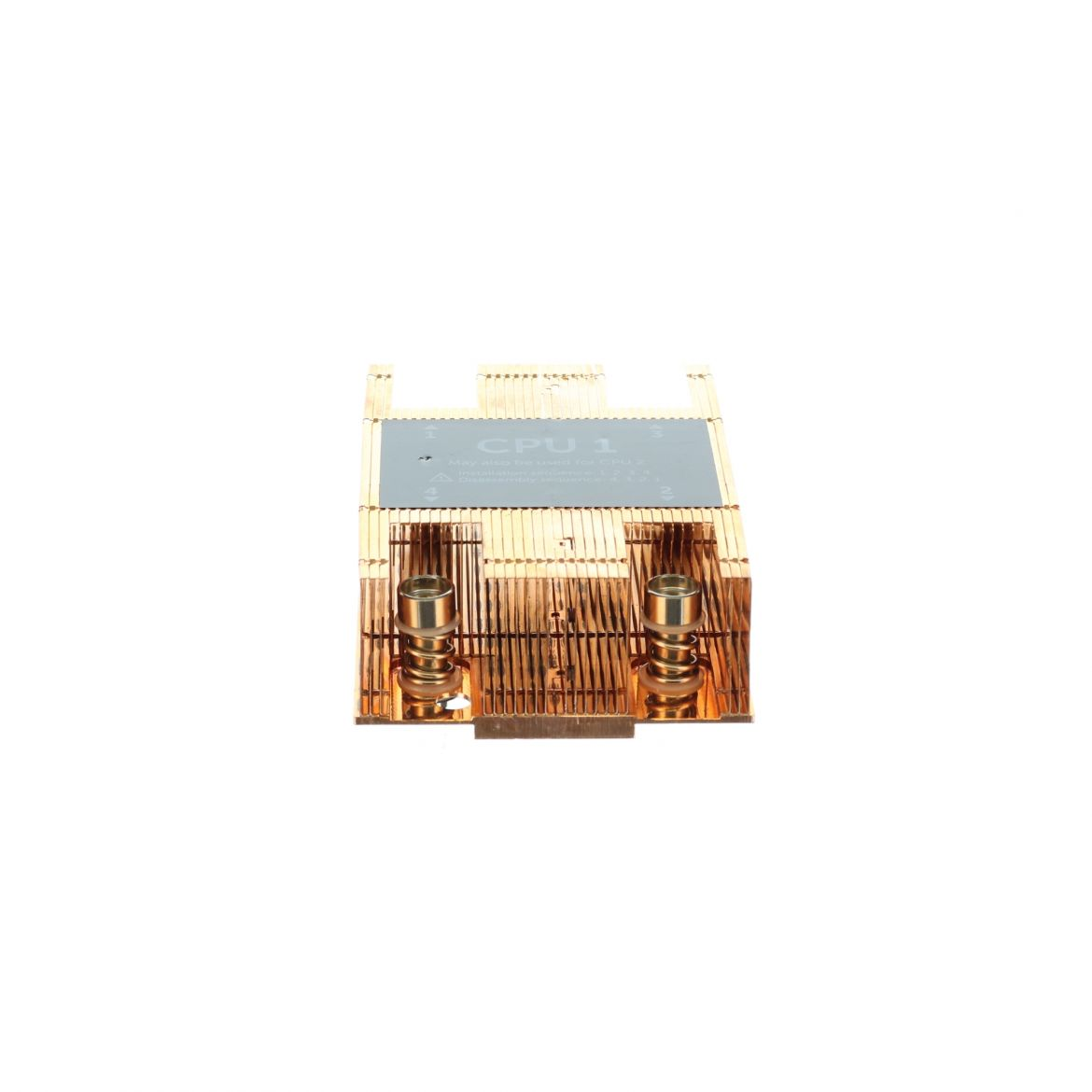 D4T8T M630 CPU1 Heatsink1