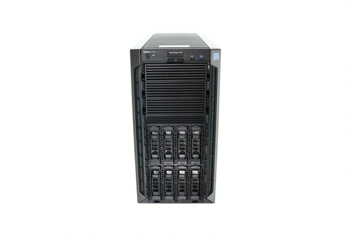 Dell T440 8 x 3_5 Tower1