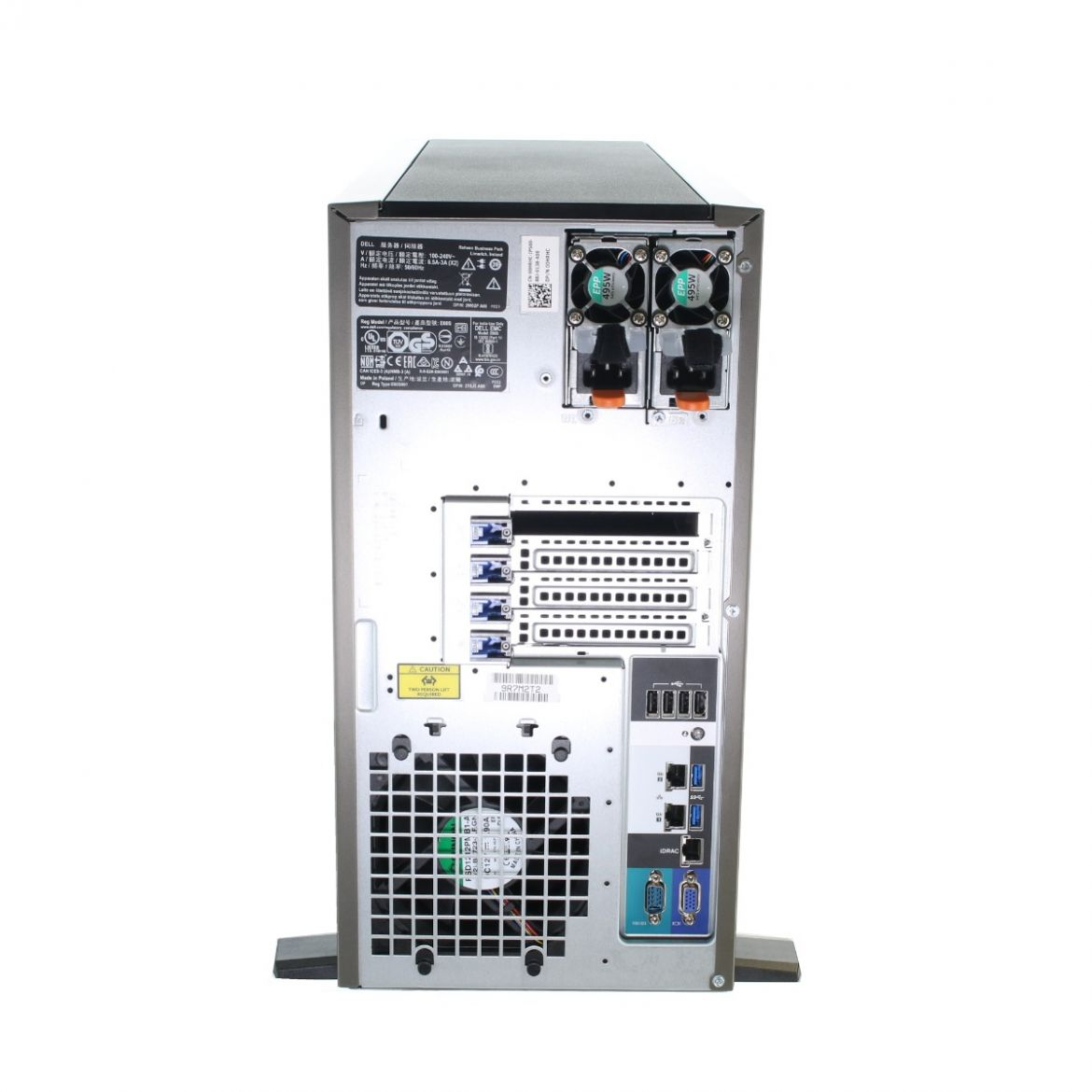 Dell PowerEdge T340 8 x 3.5